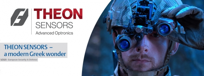 THEON SENSORS FEATURES AT ESD